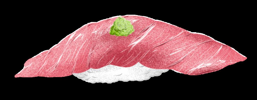 トロsushi
