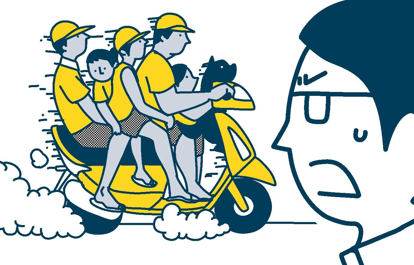 ベトナムイラスト020