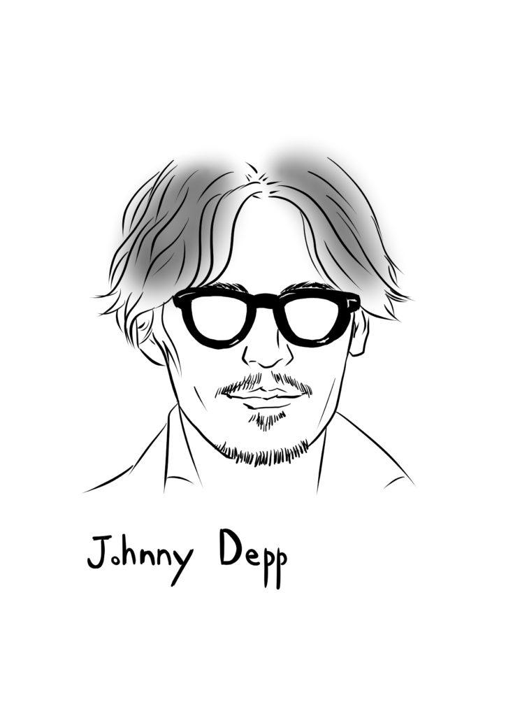 ジョニーデップ