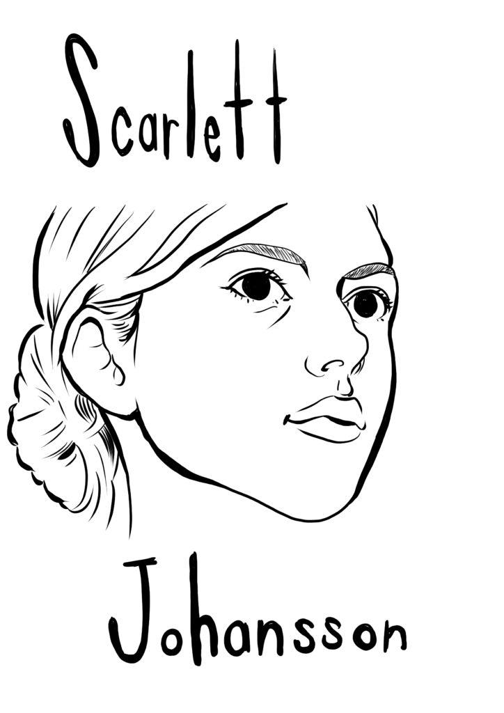 スカーレットヨハンソン