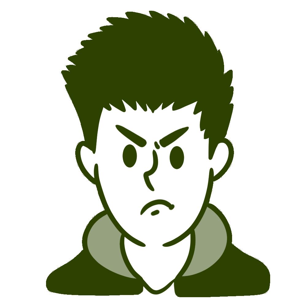 顔アイコン011