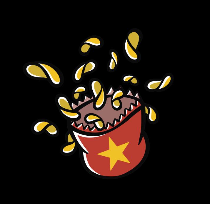 ベトナムチップス